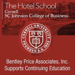 Cornell University The Hotel School