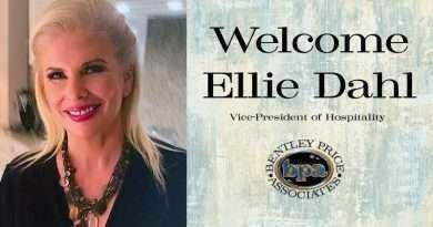 Ellie Dahl VP Hospitality for Bentley Price Associates, Inc.