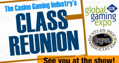 The G2E Class Reunion