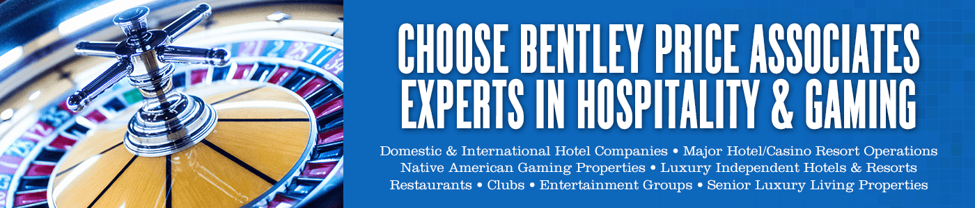 Bentley Price Associates Executive Search for Hospitality and Gaming