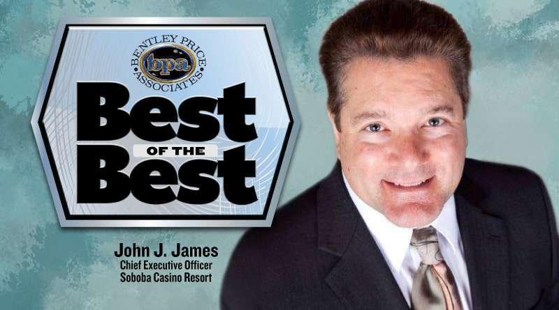 John J James