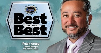 """Peter Arceo Named """"Best of The Best"""""""