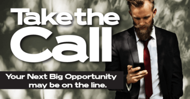 Take the Call: It Could be The Next Big Opportunity